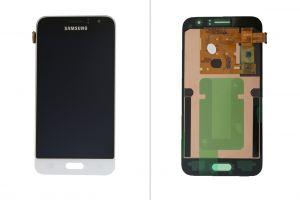 LCD Дисплей за SAMSUNG J1 2016 SM-J120F + Тъч скрийн /Златен.черен,бял/ Оригинал
