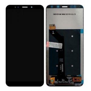 LCD Дисплей за Xiaomi Redmi 5 Plus + тъч скрийн / Черен,Бял /